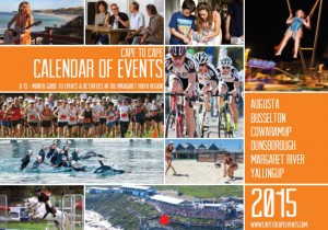 Cape to Cape Events Calendar 2015