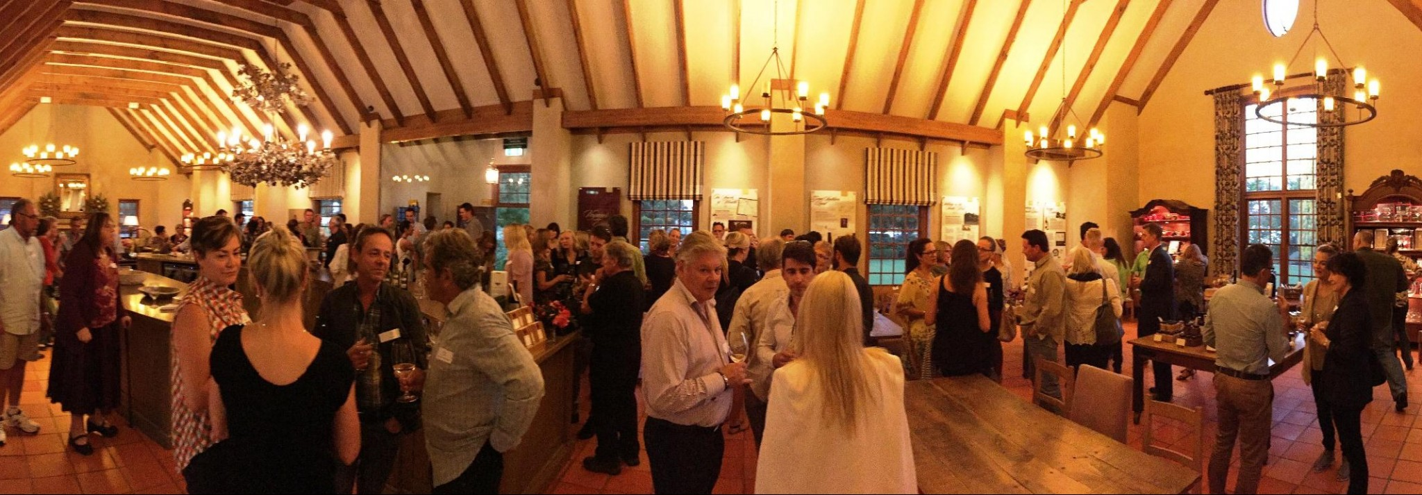 March Member Mingle at Voyager Estate