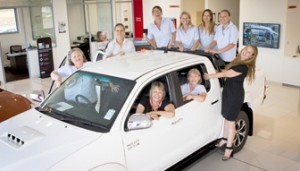 Busselton Toyota Team
