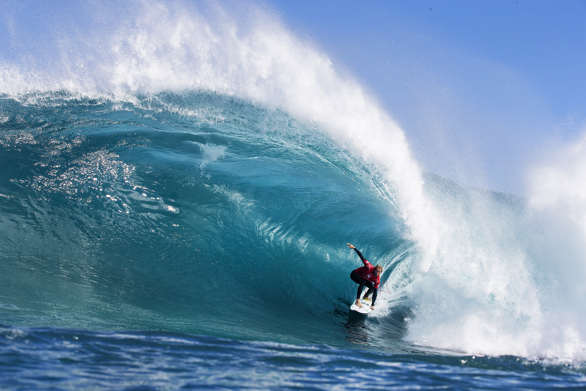 World Surf League Sets Championship Tour Dates
