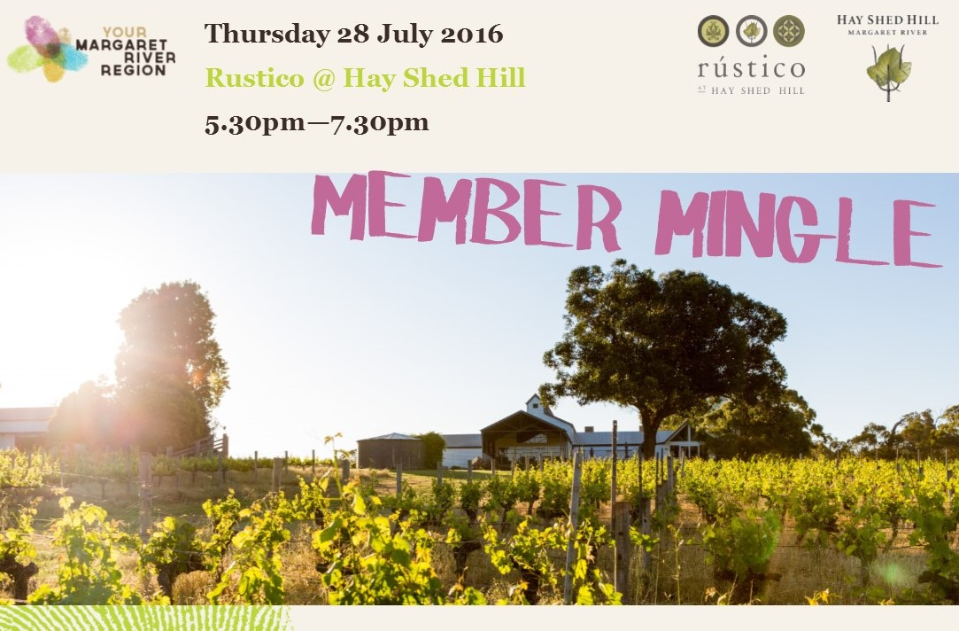 July Member Mingle | 28 July 2016