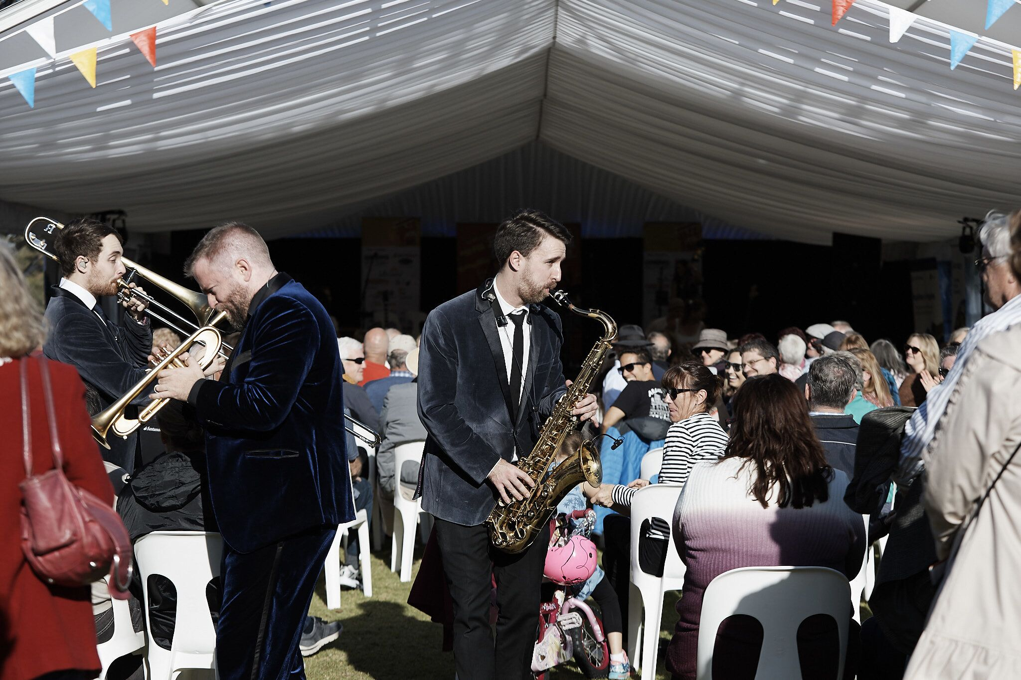 Jazz by the Bay Call Out For Volunteers