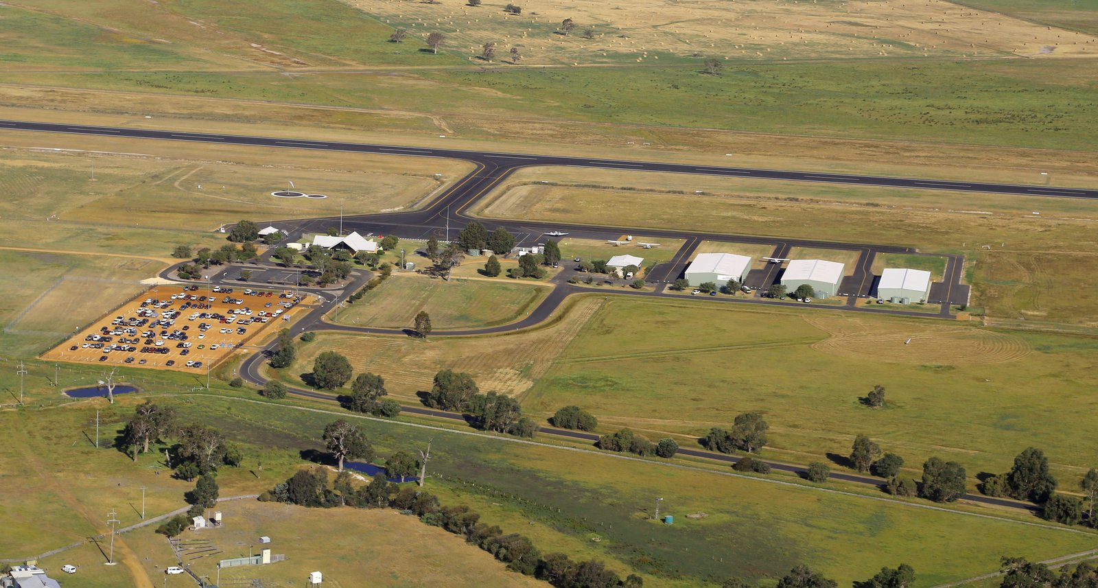 Busselton-Margaret River Regional Airport Interest Builds