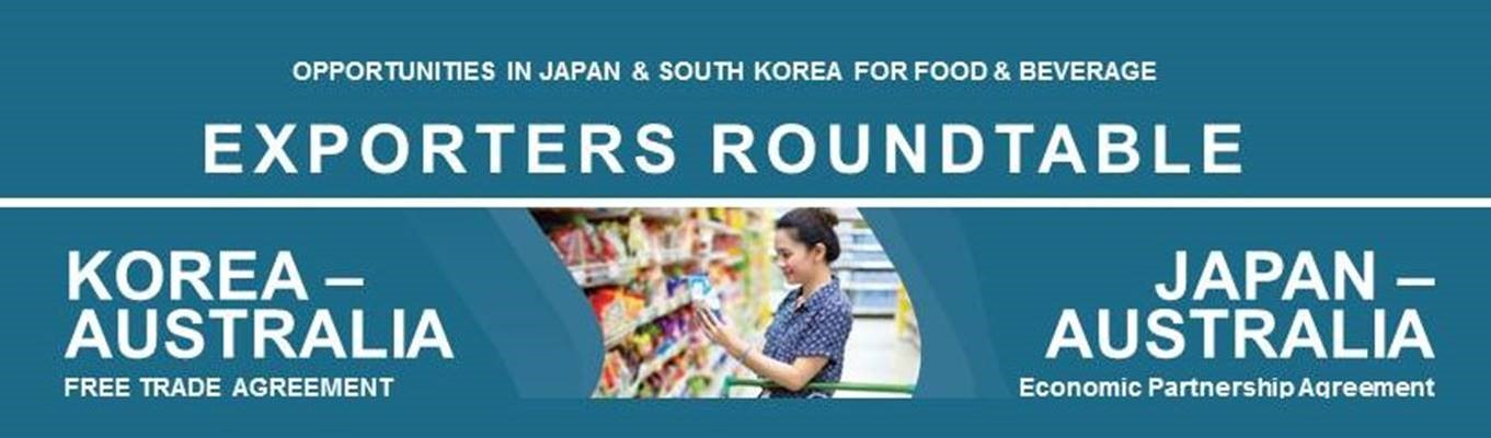 Food and Beverage Exporters Roundtable