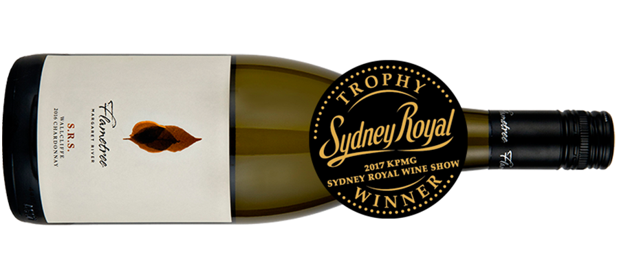 Flametree Chardonnay wins Best in Show