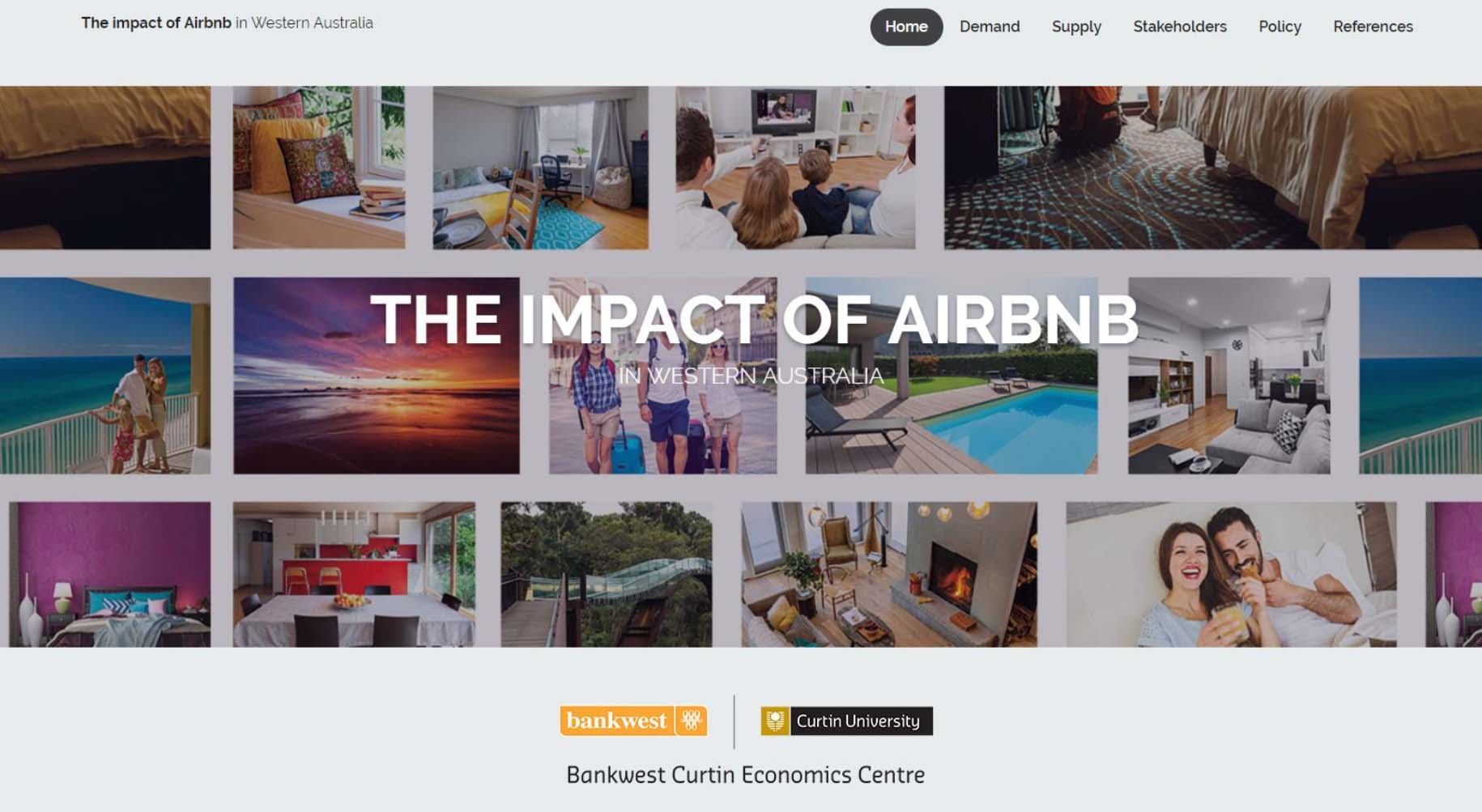 The Impact of Airbnb on WA's Tourism Industry