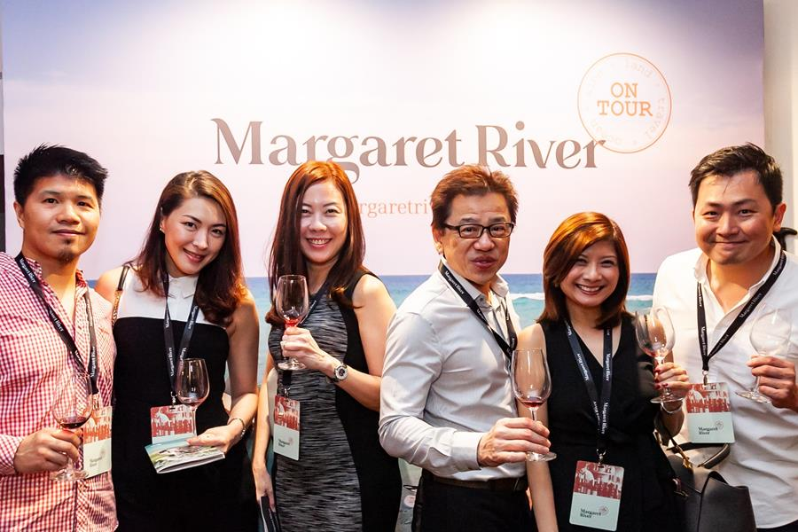 Margaret River On Tour in Singapore – Update