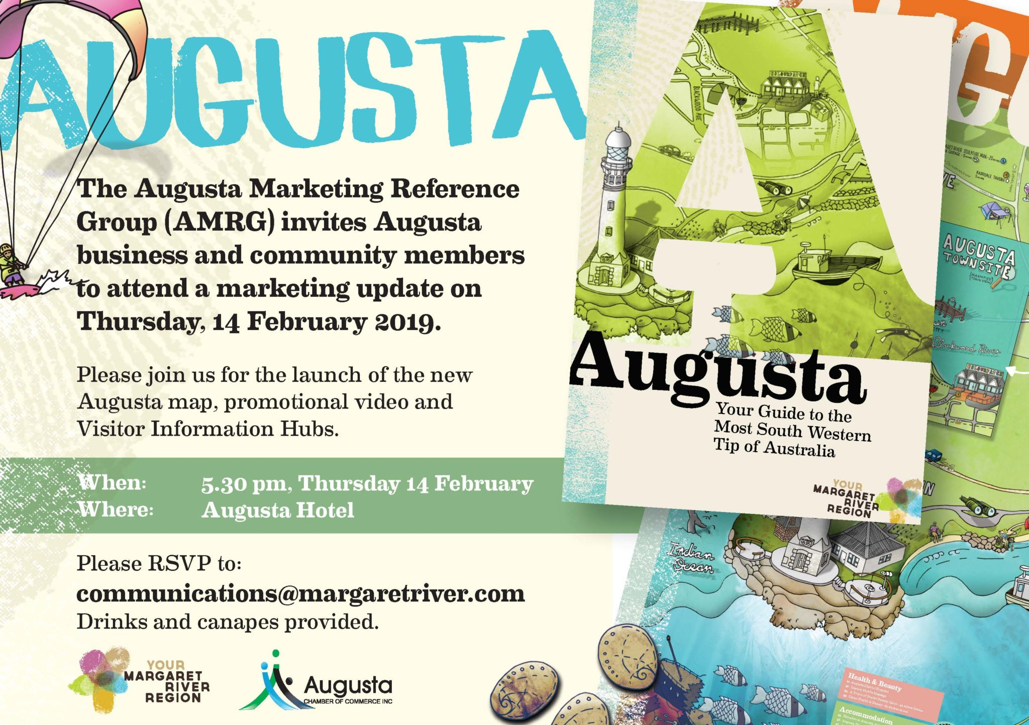 Augusta Marketing and Visitor Servicing Update