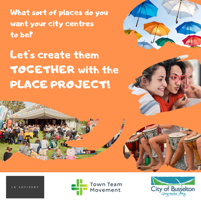 City of Busselton: The Place Project