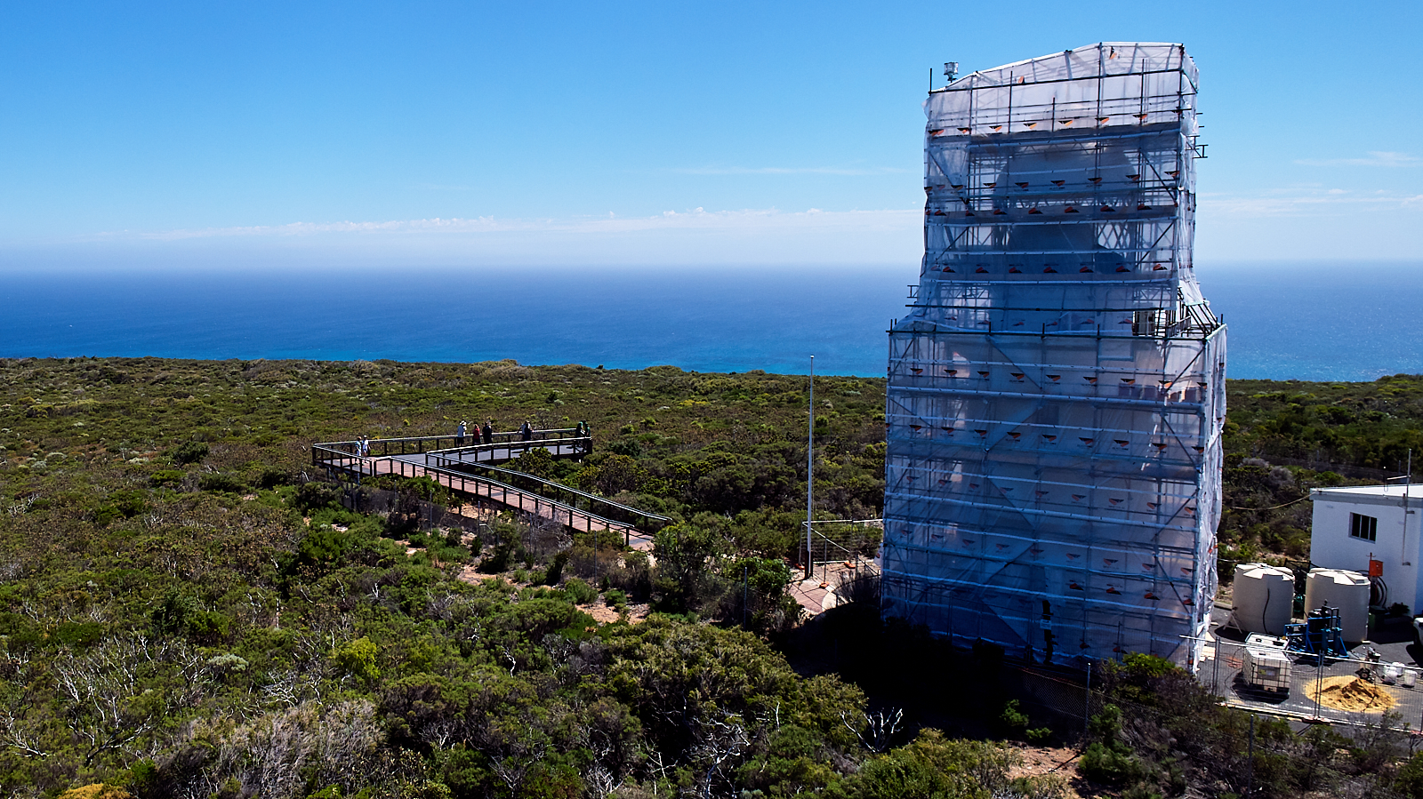 Cape Naturaliste Lighthouse Reopened