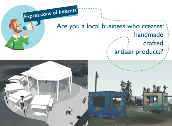 Exciting opportunity to trial a kiosk on the Busselton Foreshore