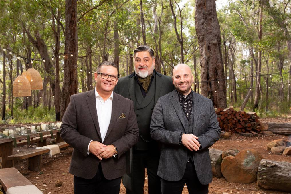 The Margaret River Region Stars on Masterchef Australia