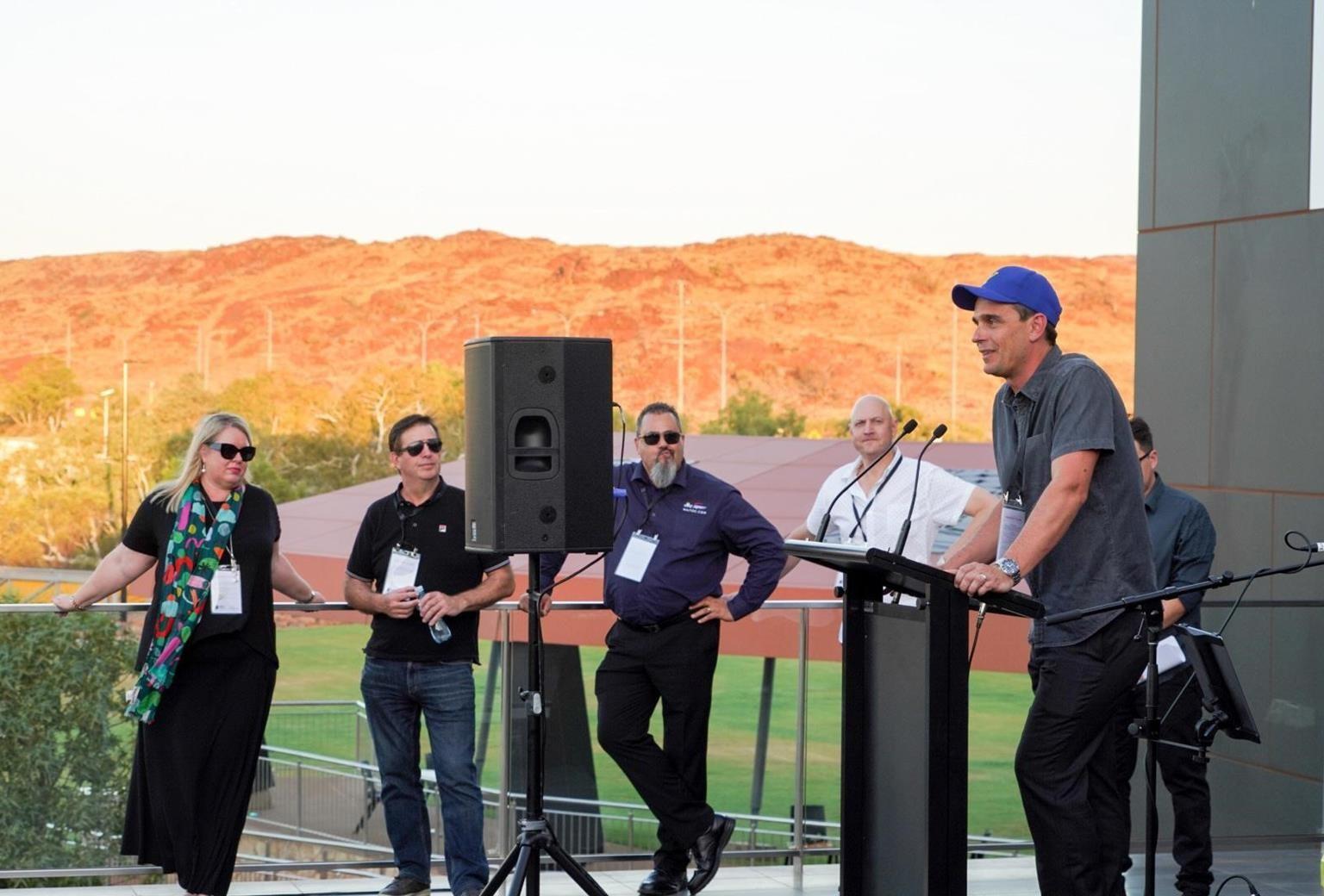 MRBTA Represents at the WA Regional Tourism Conference