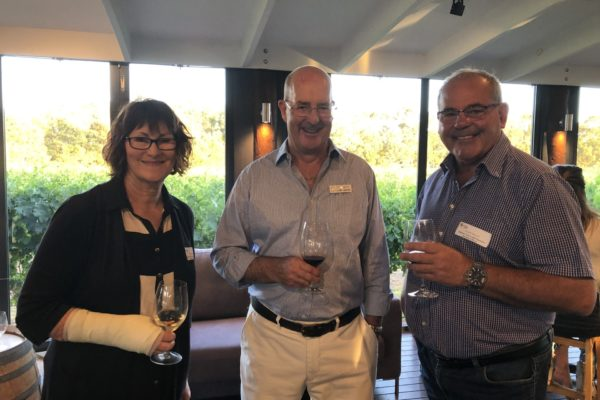 Steve and Trudy Hayman from Harvest Tours with