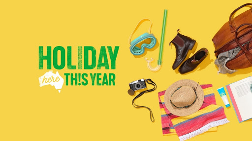 'Holiday Here This Year': Tourism Australia's National Campaign