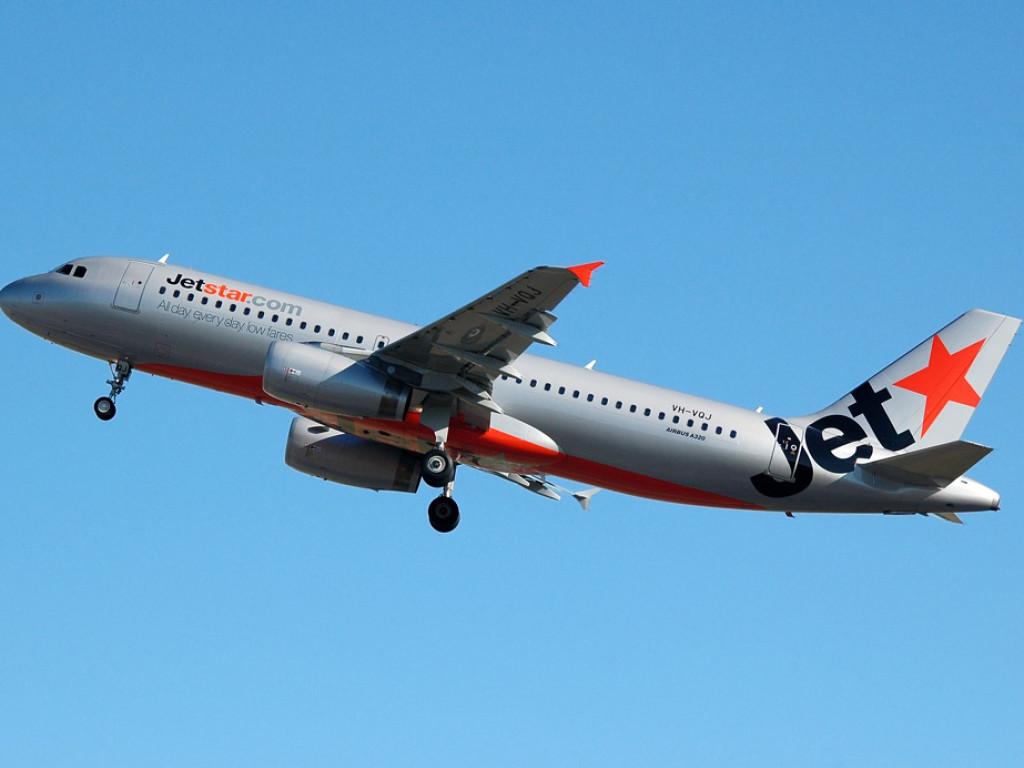 Jetstar Flights Postponed