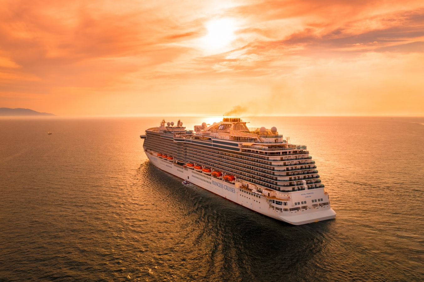 Cruise Ship Arrivals Cancelled until 26th July