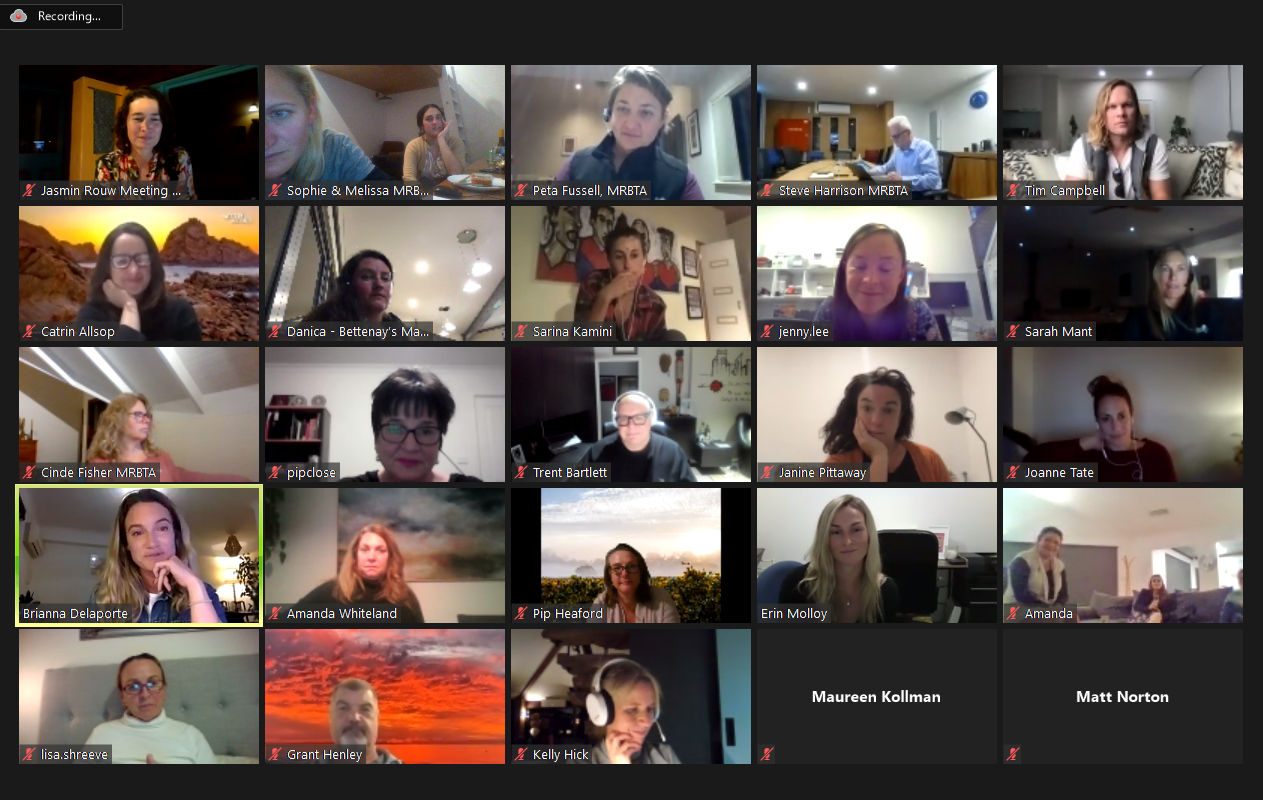 May Online Member Mingle Wrap-Up