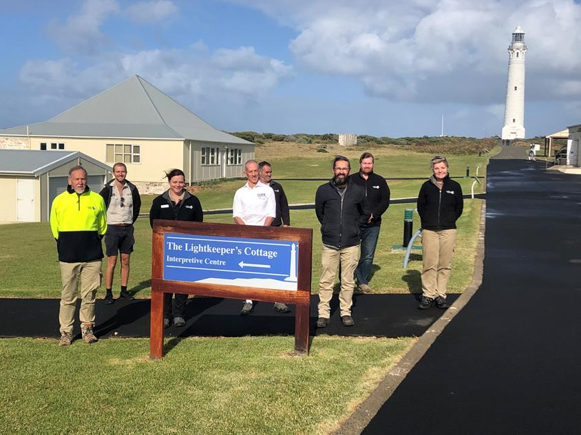 Cape Leeuwin Precinct and MRBTA – Finalists in the 2020 State Heritage Awards
