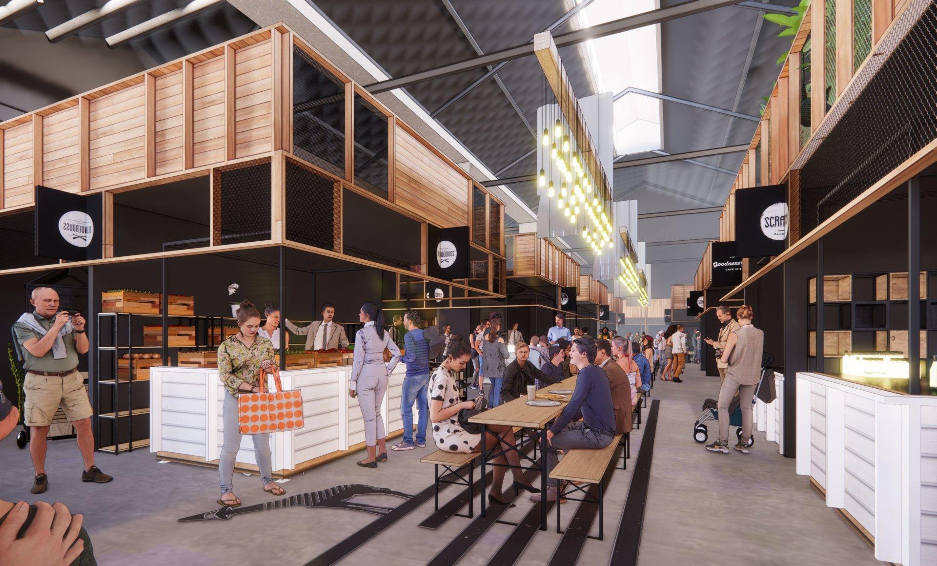 Major new West Australian attraction build underway