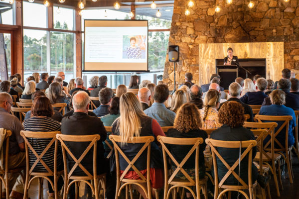 MRBTA Co-CEO Sharna Kearney presents the 2020 Tourism Update