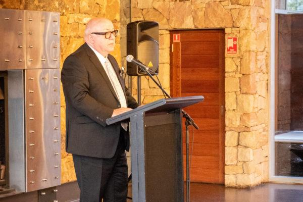 MRBTA Board Chair Trent Bartlett
