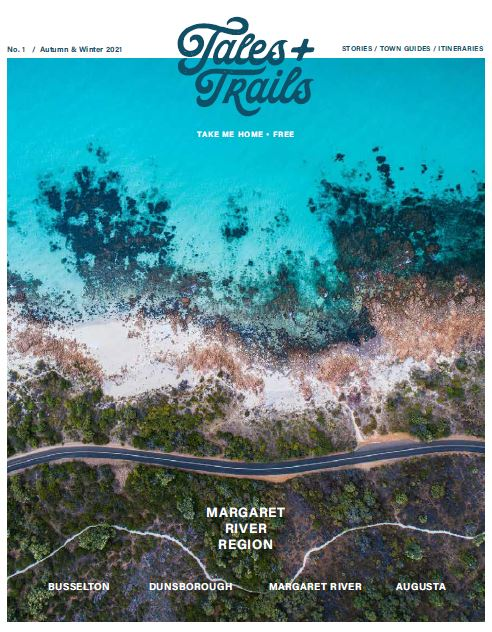 Order the New Tales & Trails Magazine