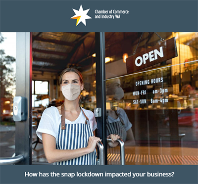 Chamber of Commerce and Industry: Snap Lockdown Impact Survey