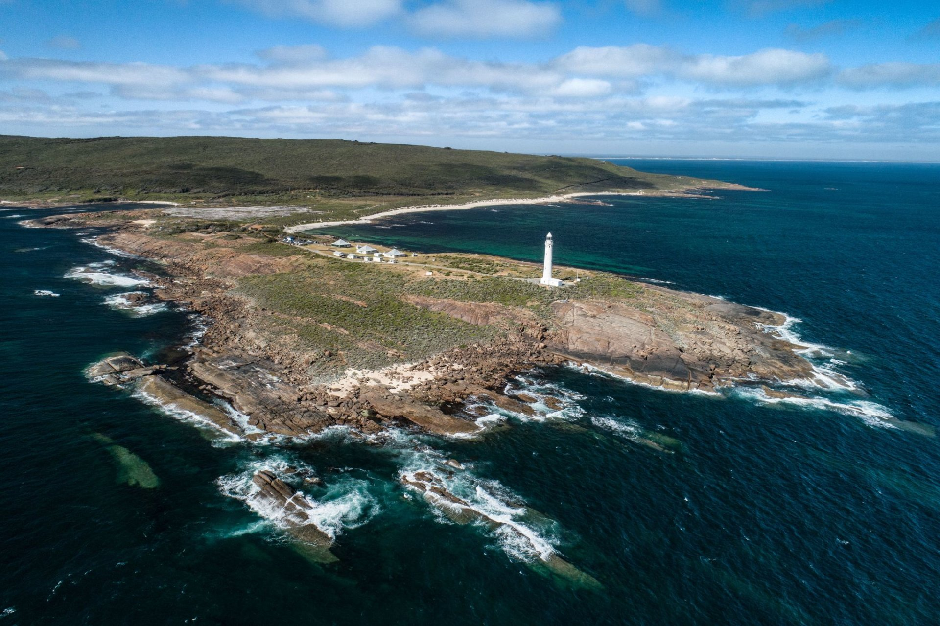 Cape Leeuwin Lighthouse Works