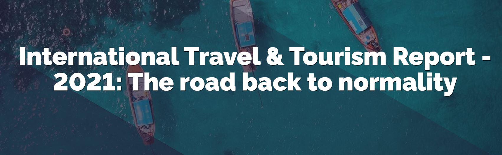 YouGov International Travel & Tourism Report 2021